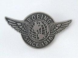 【Boeing Global Wings Pin】 ボーイング グローバル ウイング ピン
