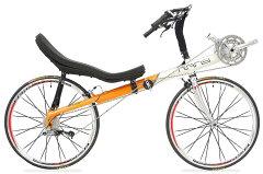 送料無料次世代型自転車!リカンベントバイクRANS(ランズ)RIFLE