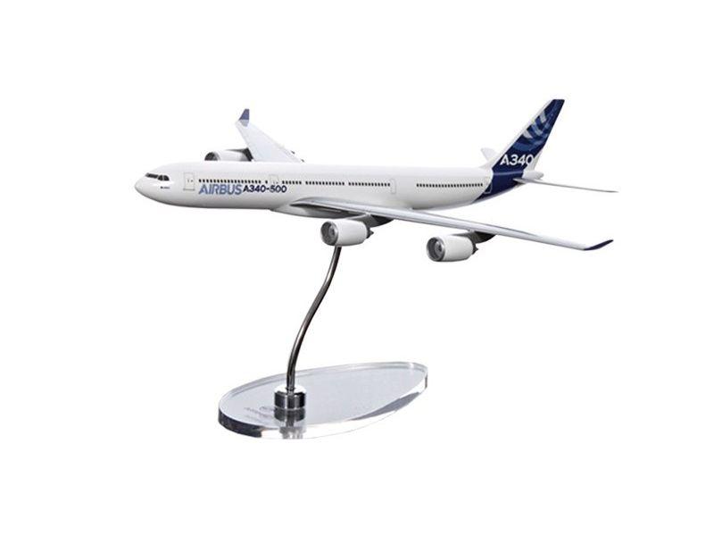 プラモデル・模型, 飛行機・ヘリコプター Airbus A340-500 1200 scale model PACMIN