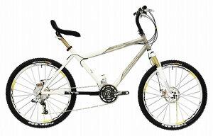 送料無料次世代型自転車!クランクフォワードバイクRANS(ランズ) ALTERRA TI 2011 NEW!!