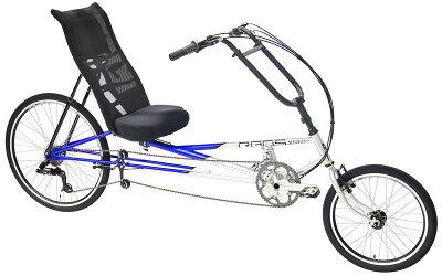 送料無料次世代型自転車!リカンベントバイクRANS(ランズ) STRATUS LE 2012モデル