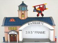HANGER飛行機フォトフレーム写真立てクリスマスフォトスタンド