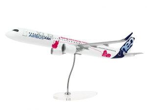 Airbus Executive A321neo XLR 1/100 scale model エアバス 飛行機 スケール モデル