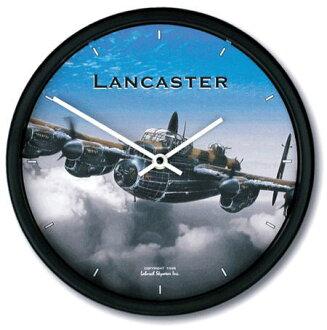 蘭開斯特(Lancaster)飛機墻壁裝飾鐘表10