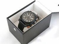 (トリンテック)TrintecIDENTInstrumentInspiredAviator腕時計#NAV-01