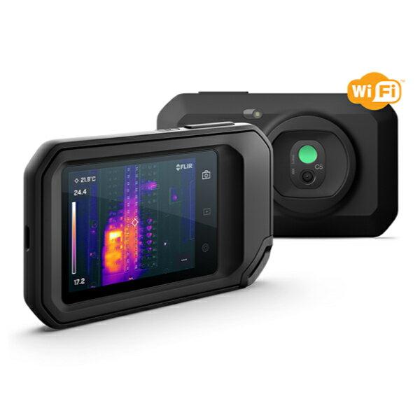 温度計・湿度計, 温度計 FLIR C5