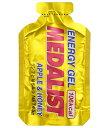 【MEDALIST/メダリスト】 ENERGY GEL Apple Flavor (106kcal) / エナジージェル 濃縮リンゴ課汁+はちみつ 【P25Apr15】 その1