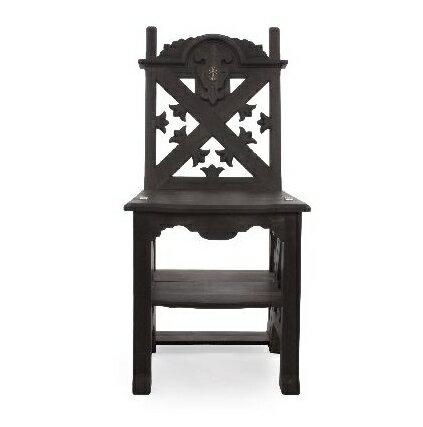 クロムハーツ エボニー LADDER ( はしご/椅子 )