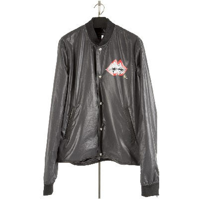 キムタク愛用ブランドのクロムハーツのボンバージャケット