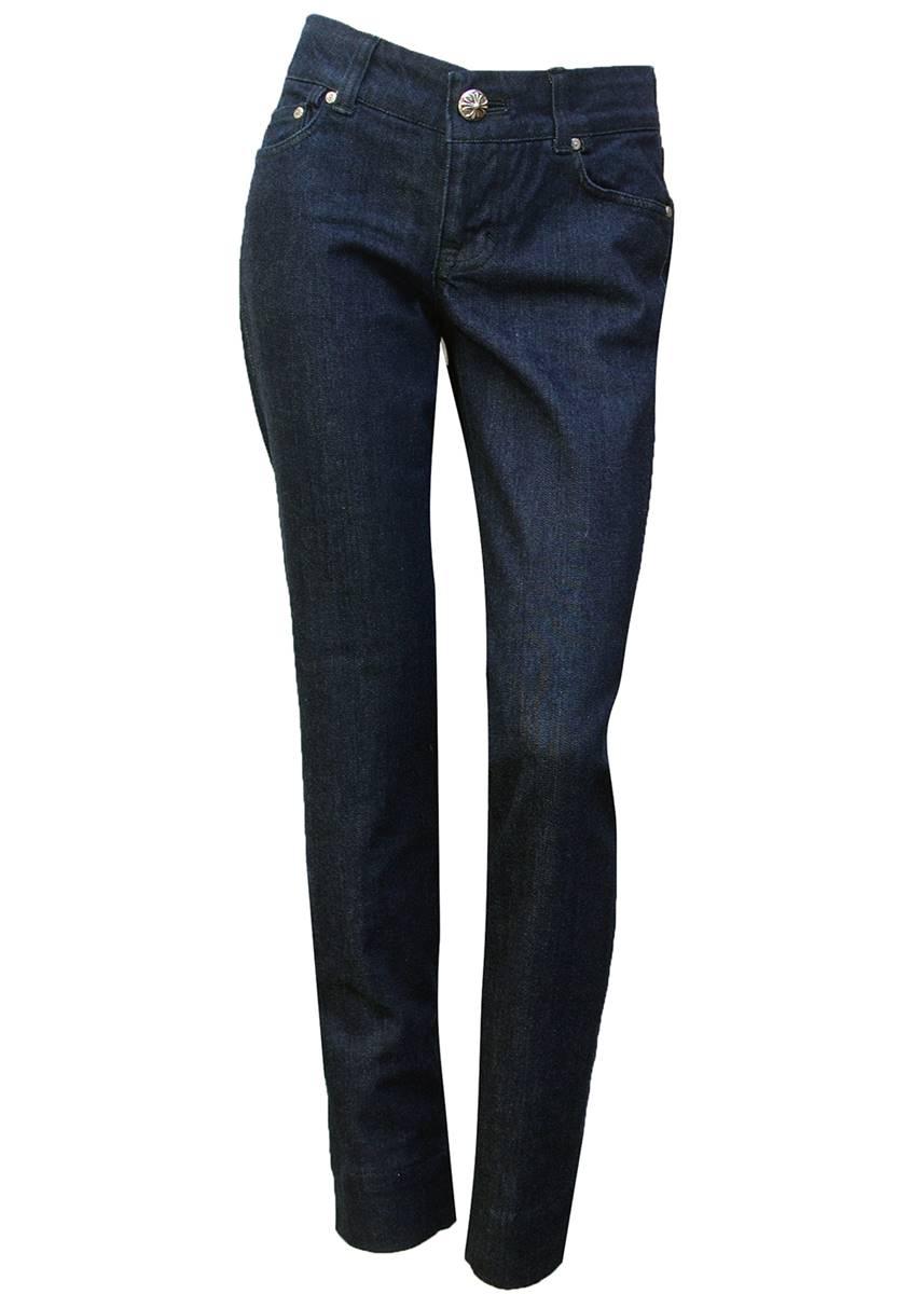 メンズファッション, ズボン・パンツ CHROME HEARTS DENIM PANTS LADIES
