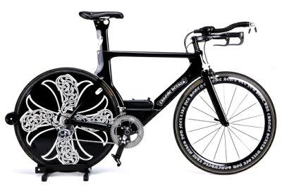 クロムハーツ edition Cervélo P4 TT bicycle