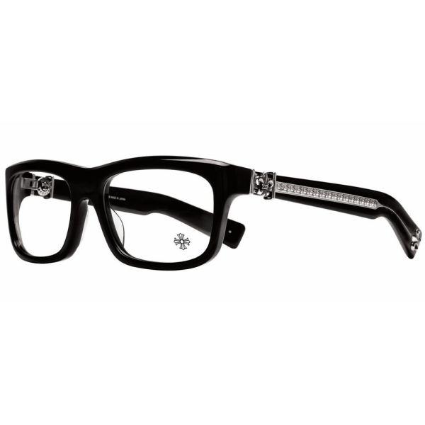 CHROME HEARTS MYDIXADRYLL BK BLACK 55-18-135 クロムハーツ アイウェア 眼鏡:SKYTREK