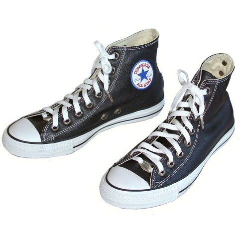 CHROME HEARTS NEW LEATHER CONVERSE SNEAKER ALL STAR クロムハーツ  コンバース スニーカー レザー ALL STAR ハイカット