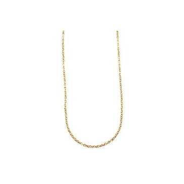 CHROME HEARTS PAPER CHAIN NECKLACE 22K 30inch クロムハーツ 22金 ペーパーチェーン ネックレス 30インチ