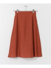 [Rakuten BRAND AVENUE]トラペーズカラースカート Sonny Label サニーレーベル スカート【送料無料】
