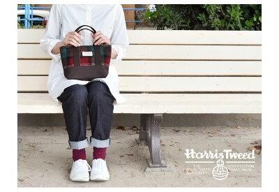 ハリスツイードトートバッグSサイズミニサイズ【送料無料】ミニバッグハリスツイードHarrisTweedハリス・ツイードトートバックレディースバッグかばん鞄ハリスツイードトートバッグバッグインバッグ小ぶりなバッグコンパクトサイズ