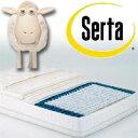 ホテルベッドシェア全米No1のマットレス 正規品 SERTA(サータ) パーフェクトスリーパー(片面...