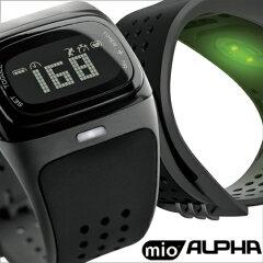 【正規品】再入荷!胸ストラップなしで、継続心拍計測!ミオ・アルファ mio alpha 【送料無料...