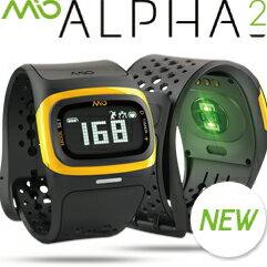mio Alpha2 腕時計だけで継続心拍計測胸ストラップ不要【待望のアップグレードモデル】MIO ALPH...