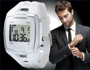 TVで紹介されました!《公式》スリープトラッカー目覚まし腕時計■送料無料■【スリープトラッ...