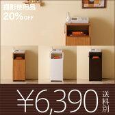 木製電話台・テレフォンラック・ファックス台・FAX台
