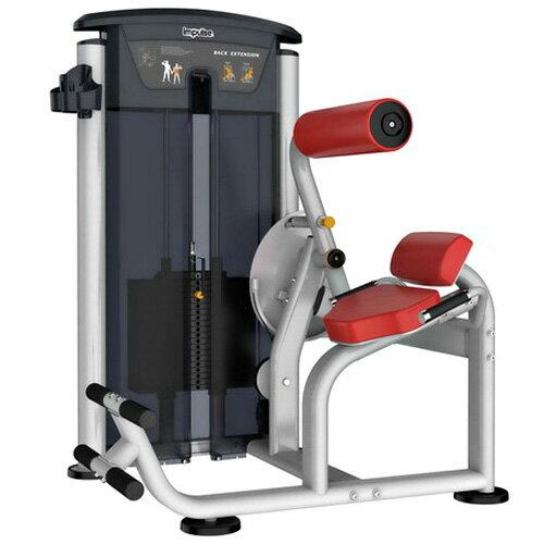 バックエクステンション(295ポンド)《impulse/インパルス》ダンベル・トレーニングマシン・筋トレ・格闘技用品のワイルドフィット