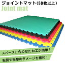 ジョイントマット(50枚以上購入時適用単価) 全5色 黒・ピンク・青・黄・緑 ジグソーマット・EVAマット[Slim Fit スリムフィット] 送料無料 1