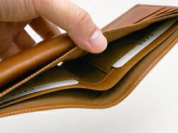 【送料無料/名入れ可:】BTF3二つ折り財布