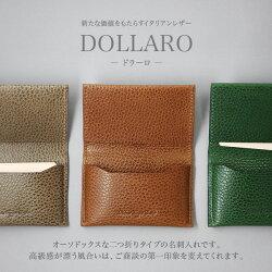 【名入れ可:】DLネームカードケース【新生活応援・フレッシャーズアイテム】