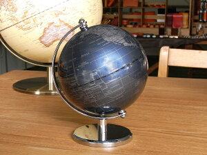 【地球儀/卓上/学習用/ギフト・贈答用】【高さ17cm/地球儀直径13cm】GBインテリアグローブ S ...