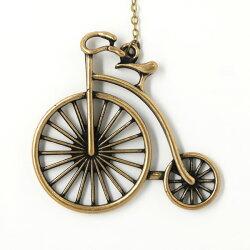 【ネコポス可】ブックマークオールドバイクL