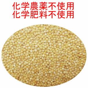 USDA認定品 うるちきび 業務用2,6kg×2  卸元直売!化学合成農薬不使用原料