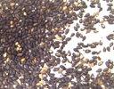 ★化学合成(農薬・肥料)不使用栽培 煎り黒ごま(ゴマ・胡麻)430g 認定品原料100%かさがあるため、メール便のご利用は出来ません