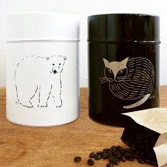 松尾ミユキ コーヒー缶 L‐キャット