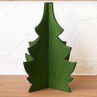 クリスマスツリー スウェーデン製 木製 組み立て式 クリスマスツリー L