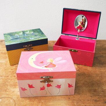 オルゴール バレリーナ 回転 ジュエリーボックス 宝石箱 小物入れ おもちゃ 女の子 かわいい Egmont toys エグモントトイズ オルゴール ジュエリーBOX