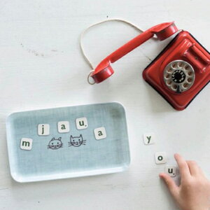 foglinenworkの子供用コーティングトレイ