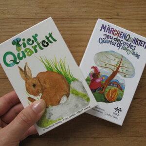 ドイツ製ドイツ製Eva-Maria Ott-Heidmann カードゲーム