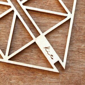 木製オーナメント