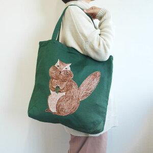 松尾ミユキトートバッグ