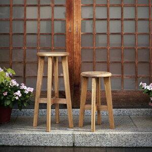 松野屋の丸椅子小