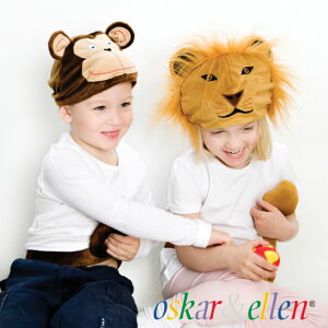 オスカー&エレンの布おもちゃ