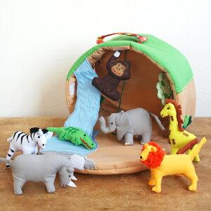 オスカー&エレンのごっこ遊び布おもちゃ