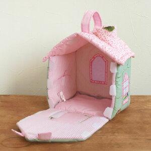 布おもちゃドールハウス女の子出産祝い誕生日かわいいスウェーデンOskar&ellenオスカー&エレンフェアリーコテージ
