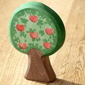 Ostheimer オストハイマー 木製フィギュア-リンゴの木