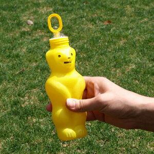シャボン玉おもちゃシャボン玉液安全しゃぼん玉子供外遊びPustefixプステフィックスクマのシャボン玉