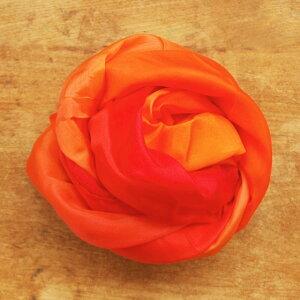 サラズシルクのシルク布おもちゃ