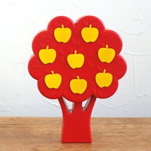 北欧デンマークの貯金箱アップルツリー