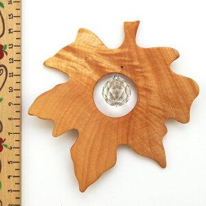 モビール木製サンキャッチャースワロフスキークリスタル北欧赤ちゃんかわいいおしゃれドイツWaldfabrikヴァルトファブリックメープル