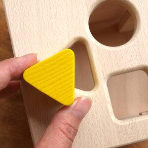 おもちゃ 型はめ ブロック 知育玩具 出産祝い 誕生日 木のおもちゃ 木製玩具 鍵 1歳 2歳 ドイツ NICK ニック キーボックス